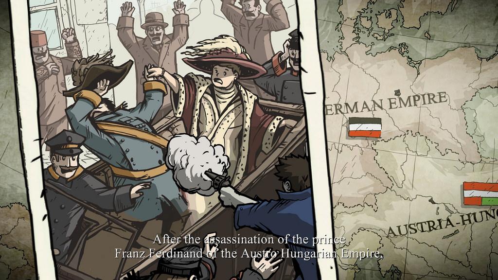 PS4 Valiant Hearts: The Great War 11671
