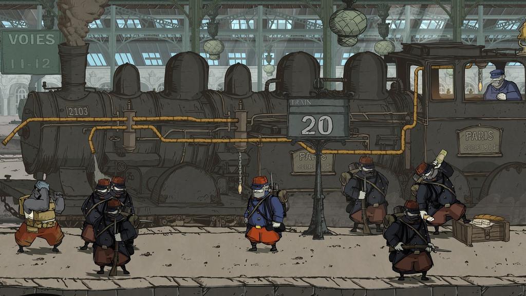 PS4 Valiant Hearts: The Great War 11675