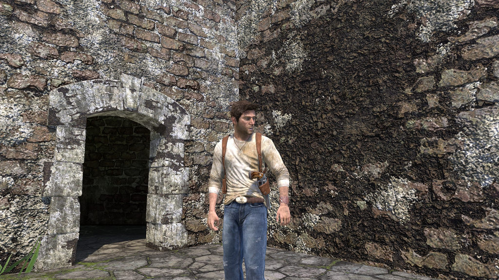PS4 Uncharted: Drake's Fortune 11692