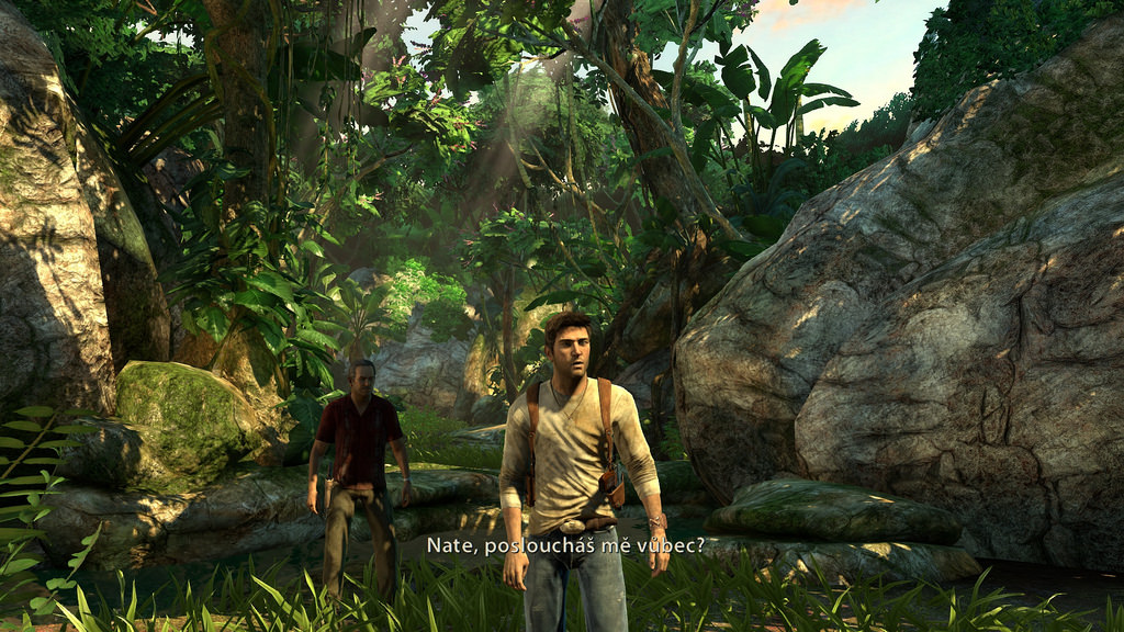 PS4 Uncharted: Drake's Fortune 11695
