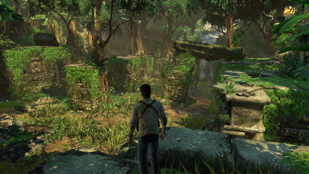 PS4 Uncharted: Drake's Fortune 11696