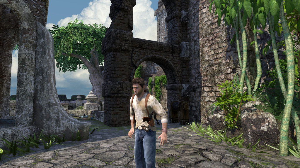 PS4 Uncharted: Drake's Fortune 11699