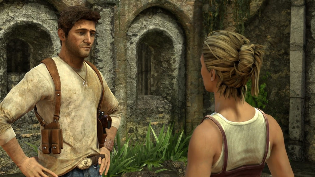 PS4 Uncharted: Drake's Fortune 11702