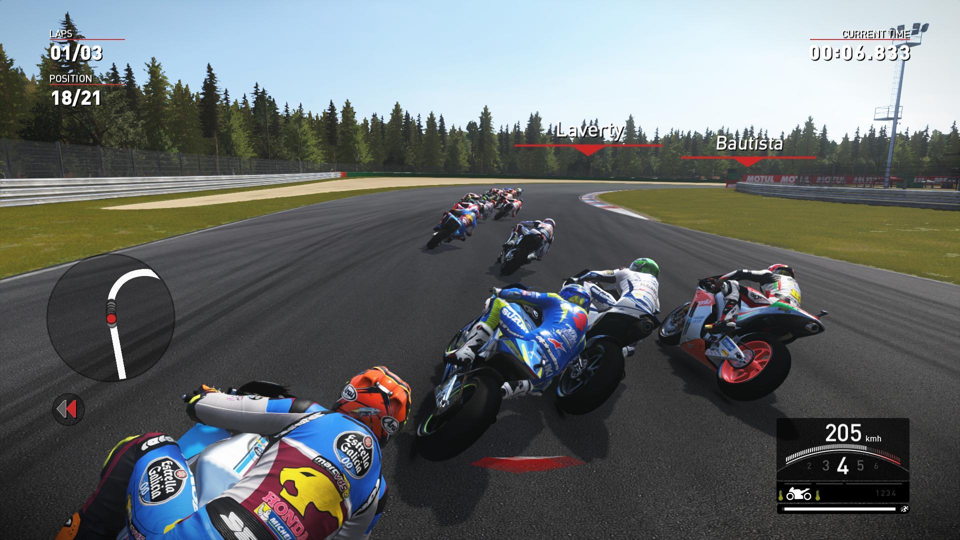 Recenze Valentino Rossi The Game 11974