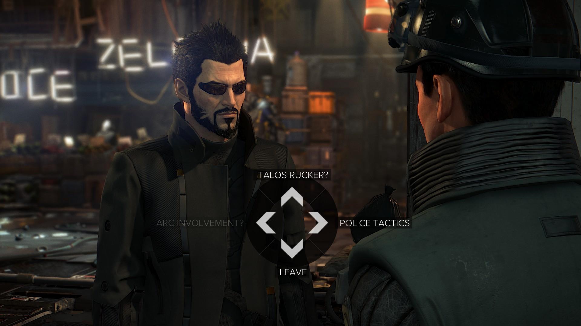 Deus Ex: Mankind Divided - gotický cyberpunk 12151