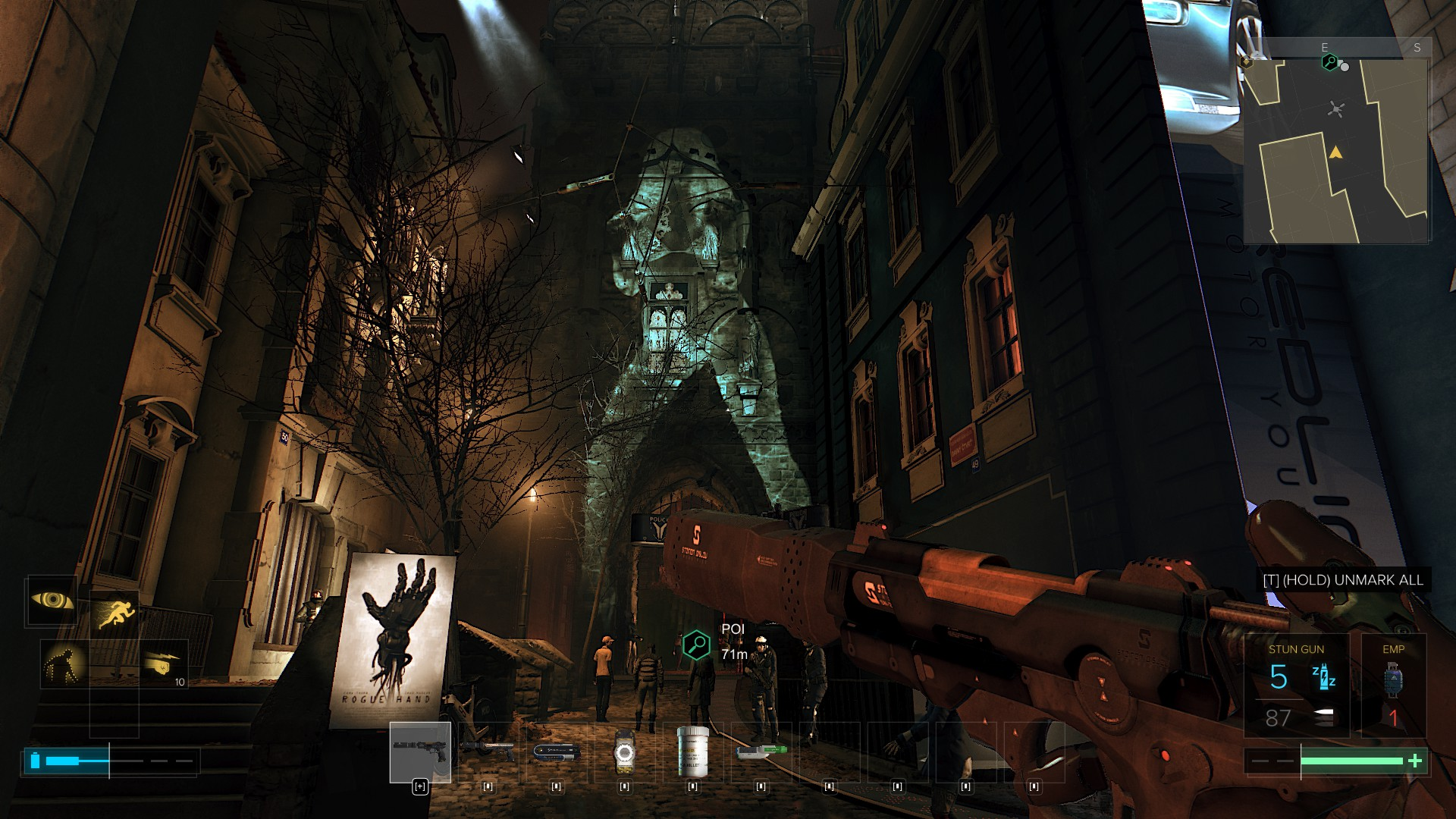 Deus Ex: Mankind Divided - gotický cyberpunk 12153