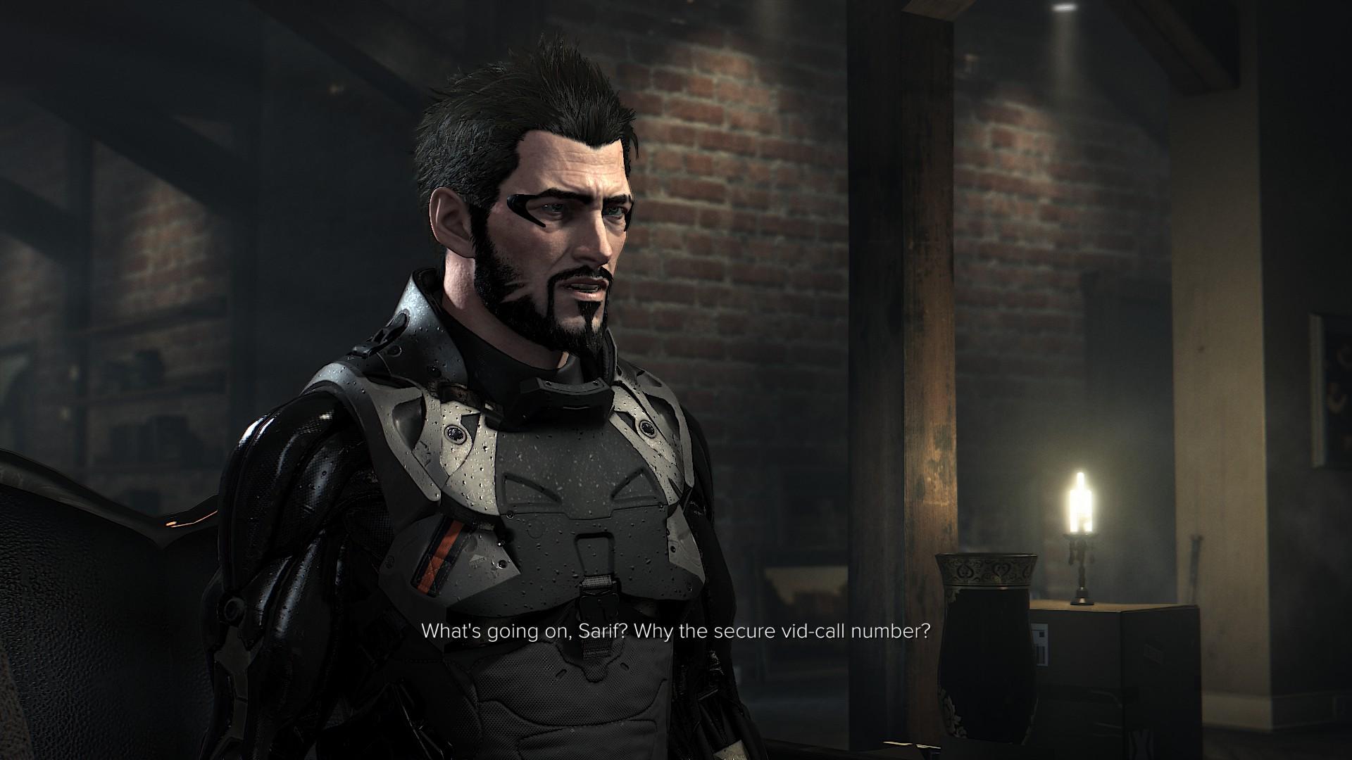Deus Ex: Mankind Divided - gotický cyberpunk 12159