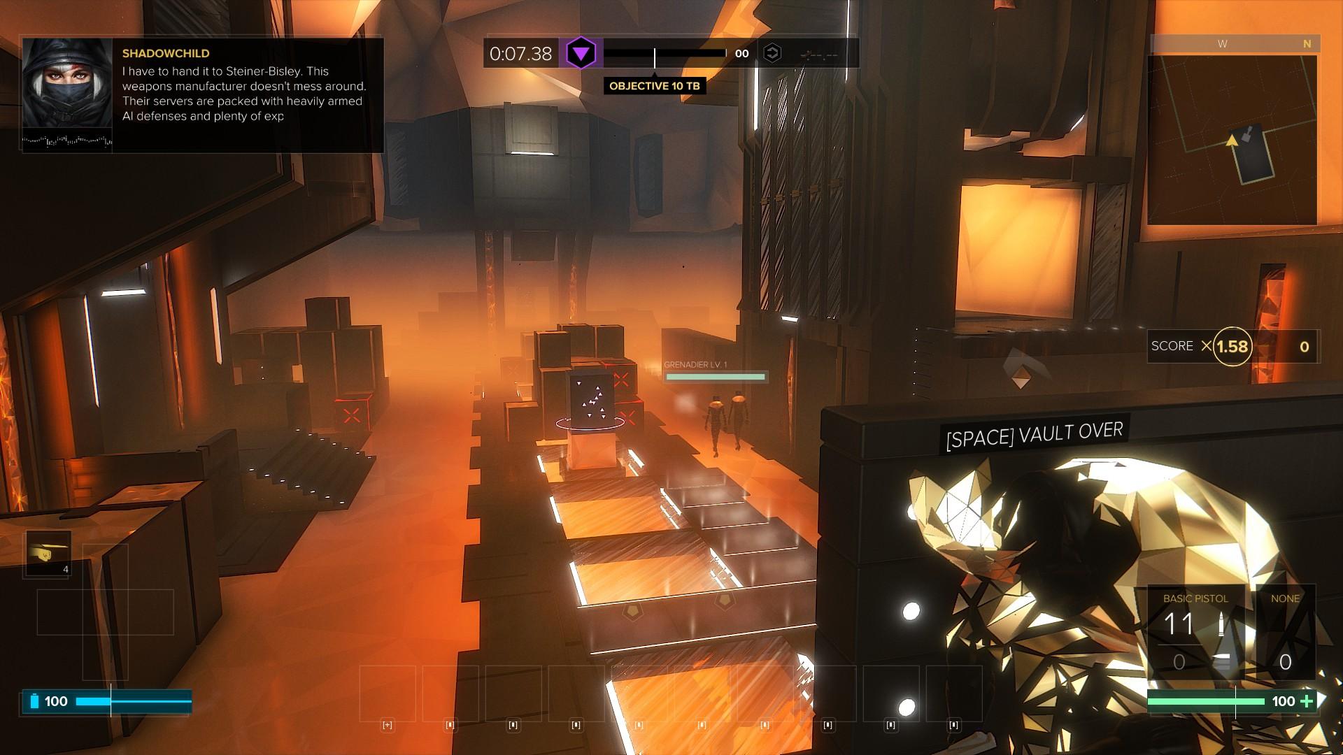 Deus Ex: Mankind Divided - gotický cyberpunk 12163