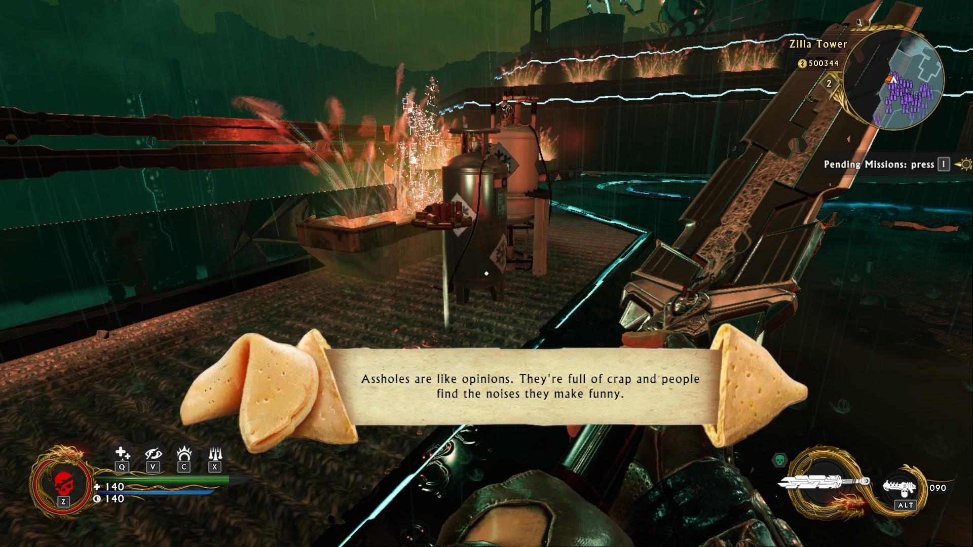Shadow Warrior 2 - Wangtastická jízda 12496