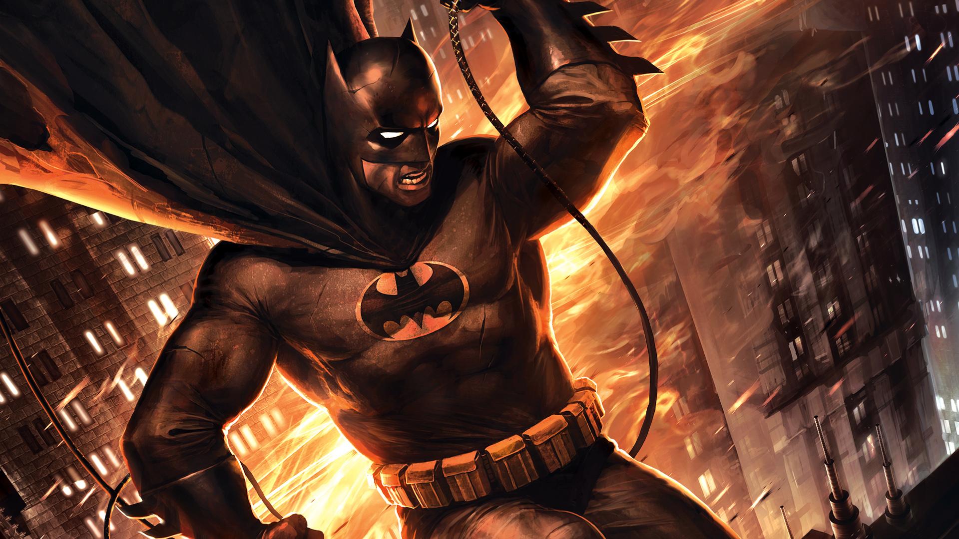 10 nejlepších filmů s Batmanem 12554