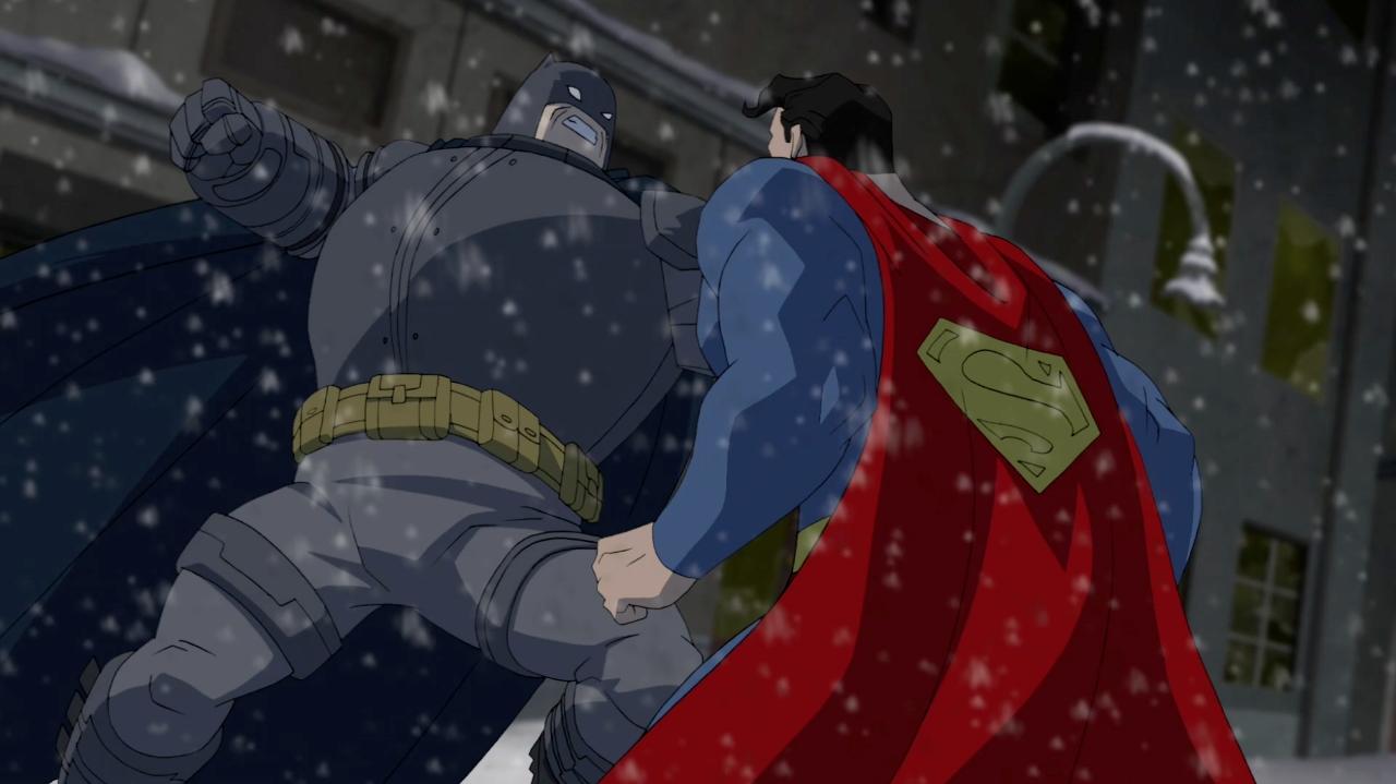 10 nejlepších filmů s Batmanem 12555