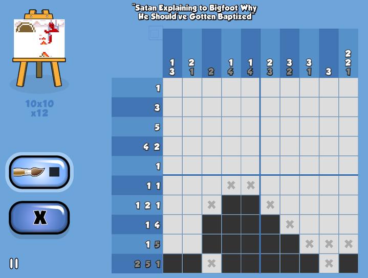 Mých 12 nejoblíbenějších minimalistických logických her 12612