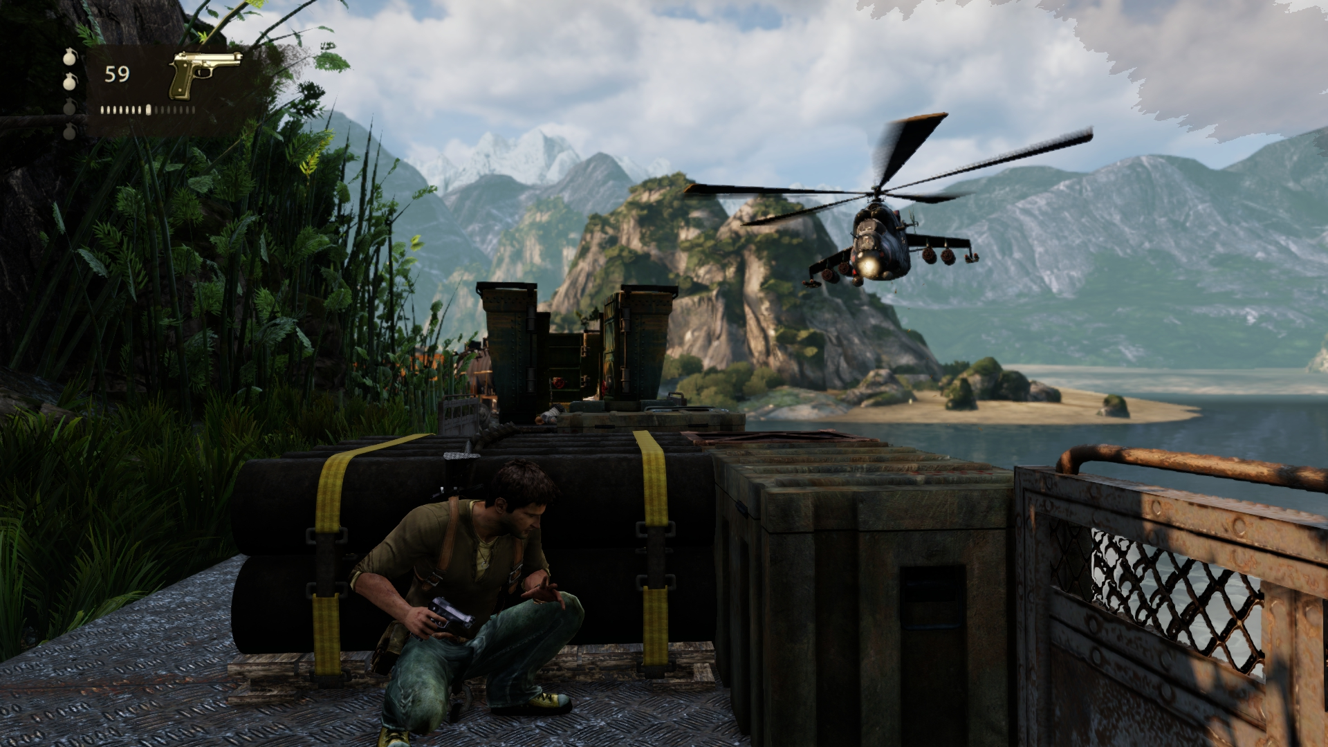 PS4 Uncharted 2: Among Thieves Remastered 12692