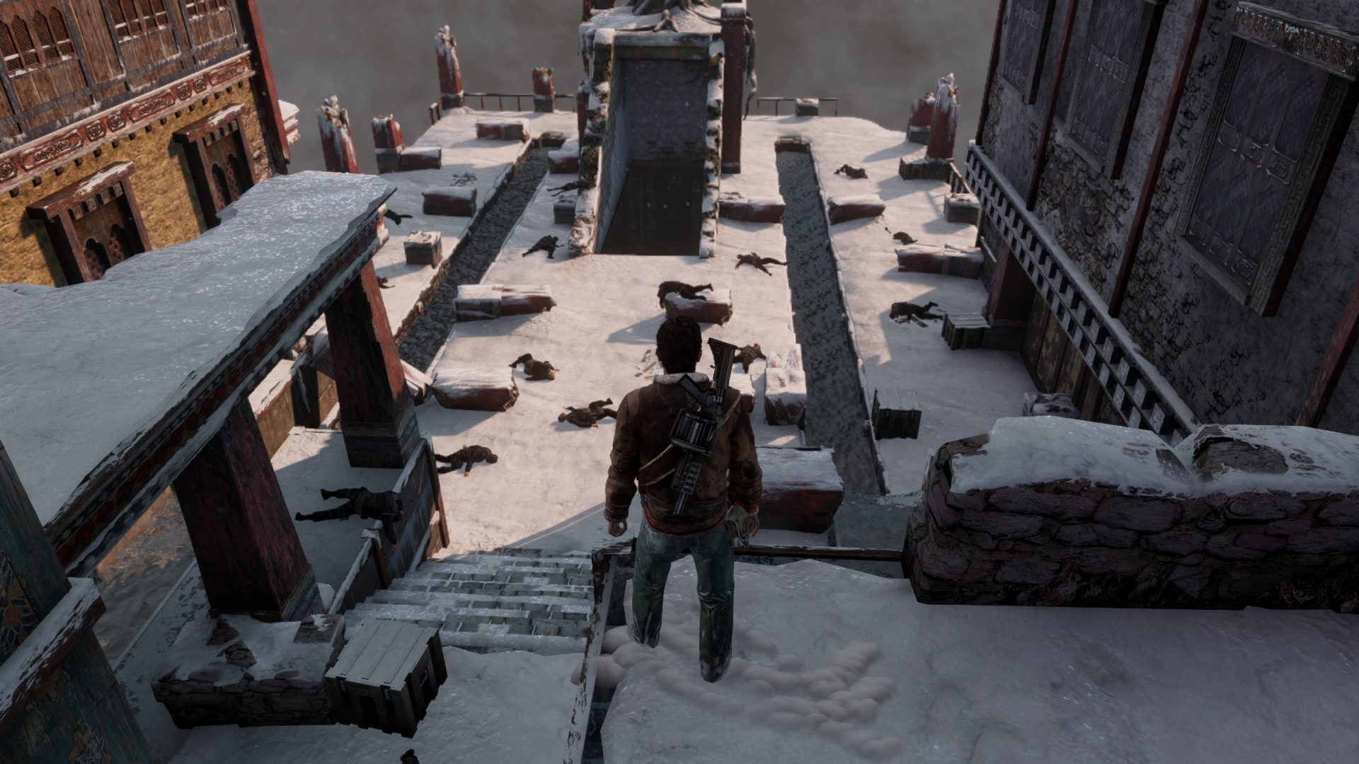 PS4 Uncharted 2: Among Thieves Remastered 12694