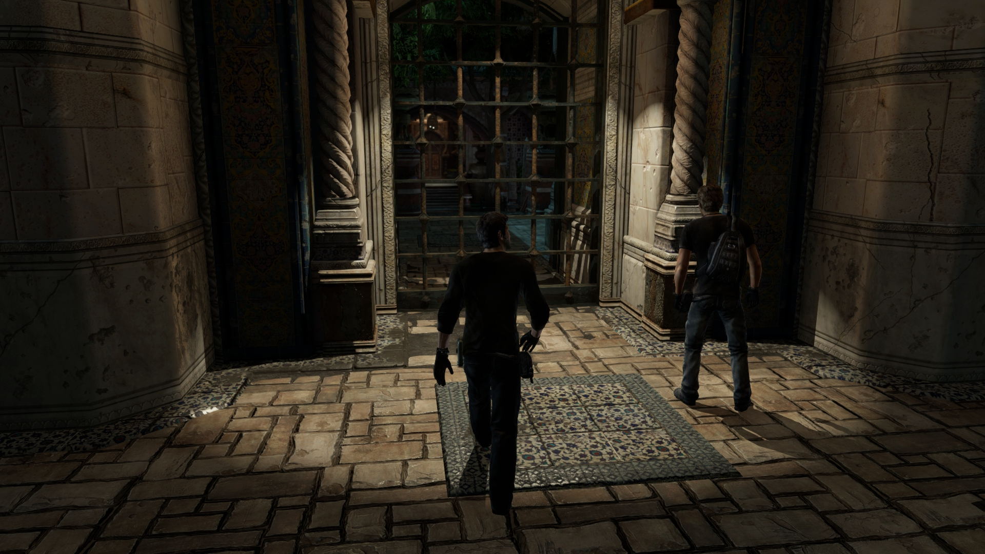 PS4 Uncharted 2: Among Thieves Remastered 12695