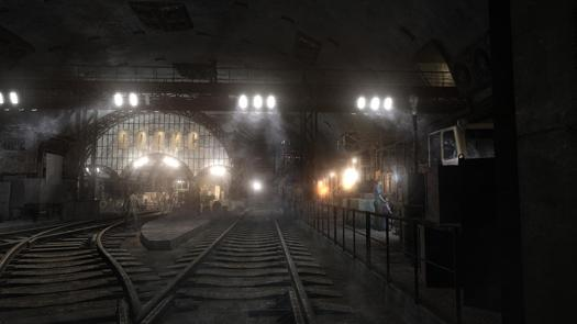 Metro 2033: Povedená atmosferická akce 127 1