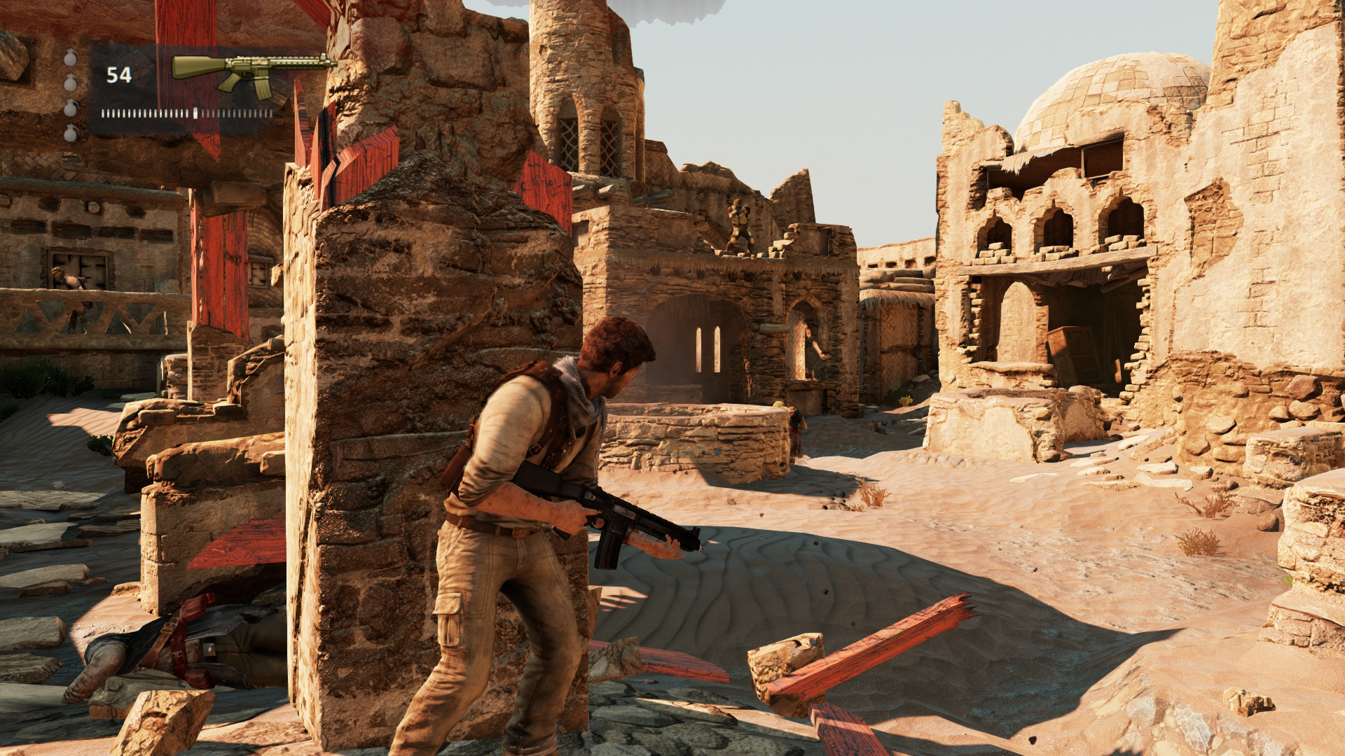 PS4 Uncharted 3 Drake´s Deception Remastered 12738
