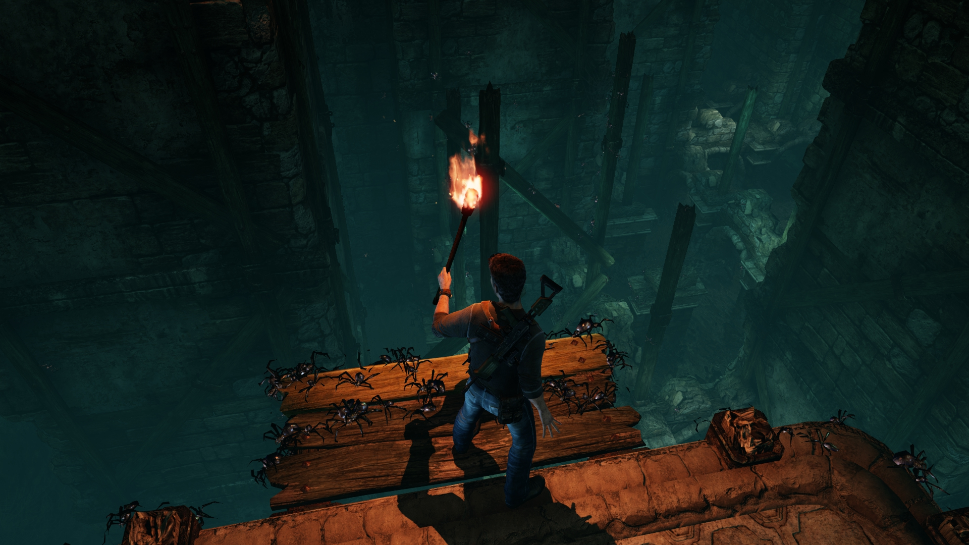PS4 Uncharted 3 Drake´s Deception Remastered 12739