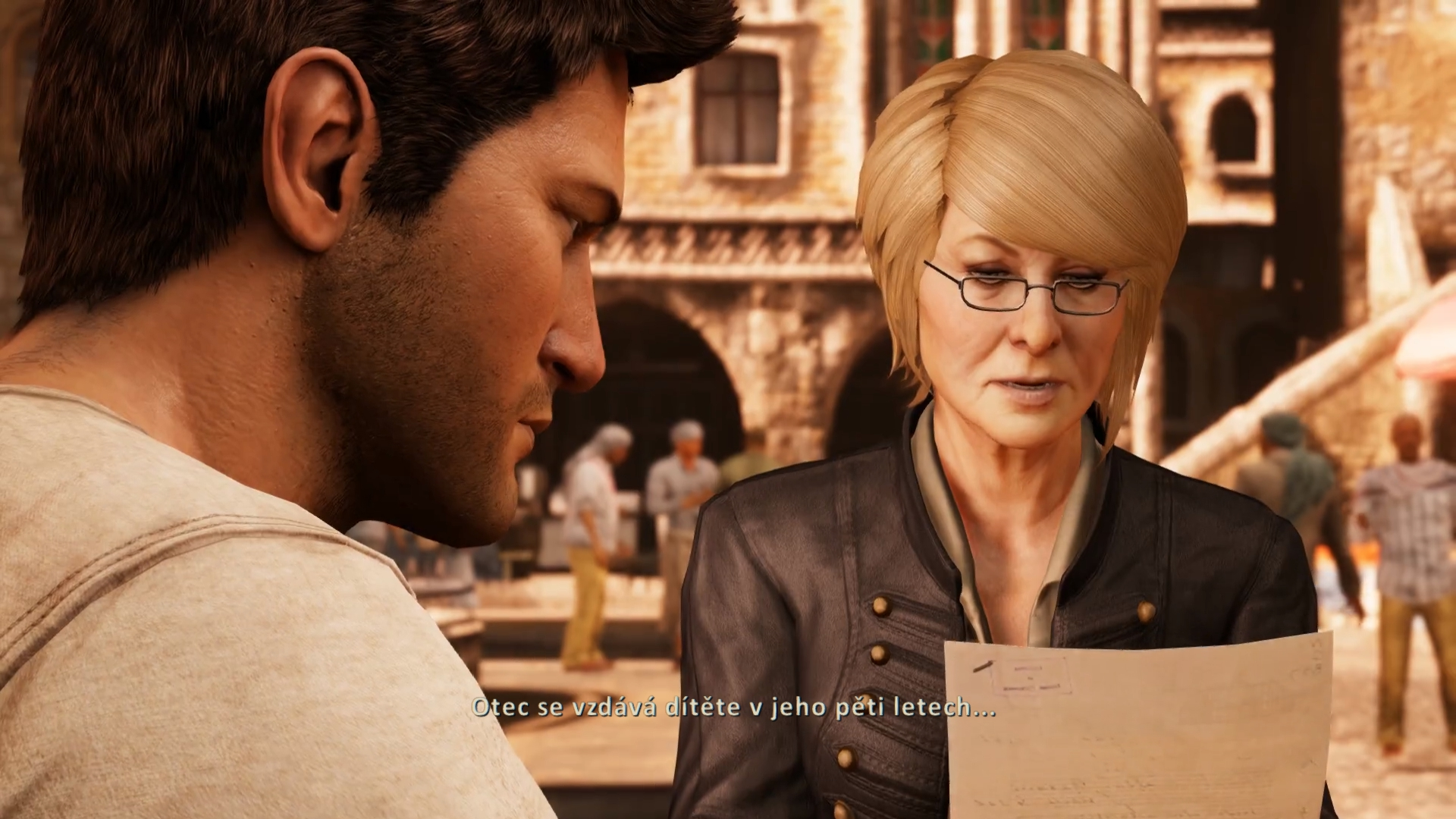 PS4 Uncharted 3 Drake´s Deception Remastered 12741