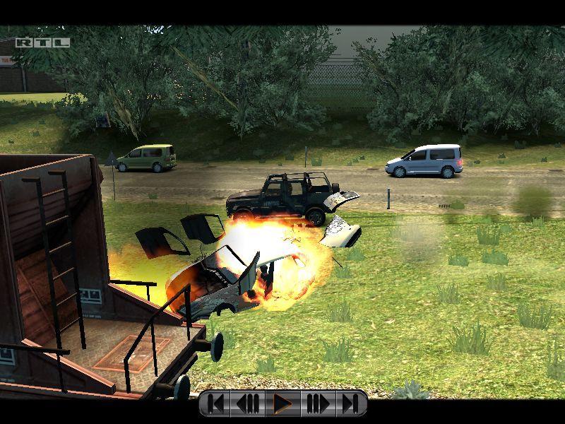 Cobra 11: Crash Time - Vzpomínka na herní studio Synetic 12768
