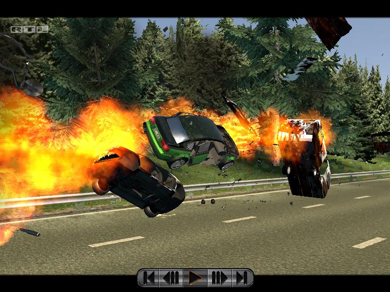 Cobra 11: Crash Time - Vzpomínka na herní studio Synetic 12769