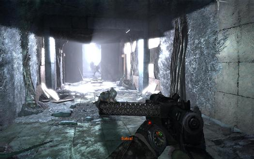 Metro 2033: Povedená atmosferická akce 128 1