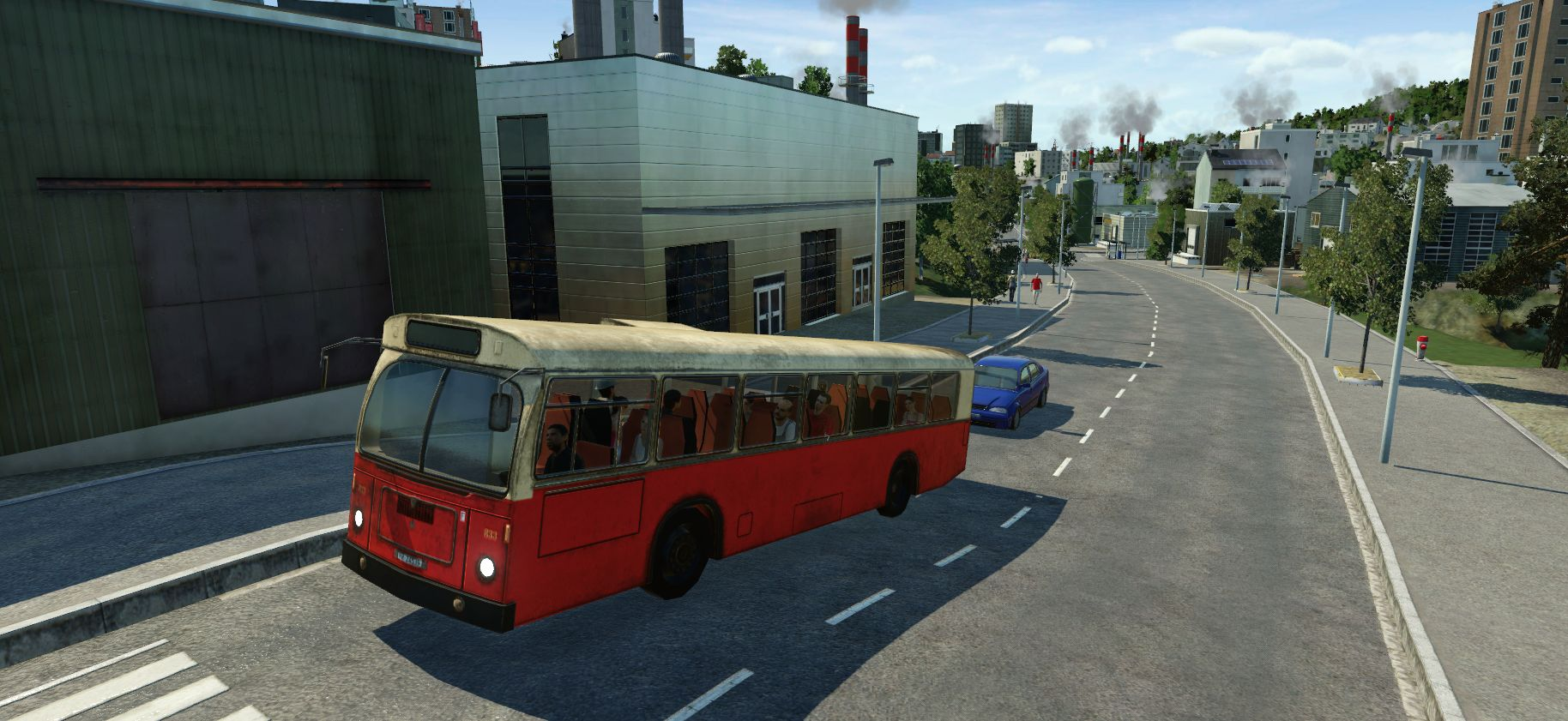 Transport Fever - recenze + průvodce hrou 12843