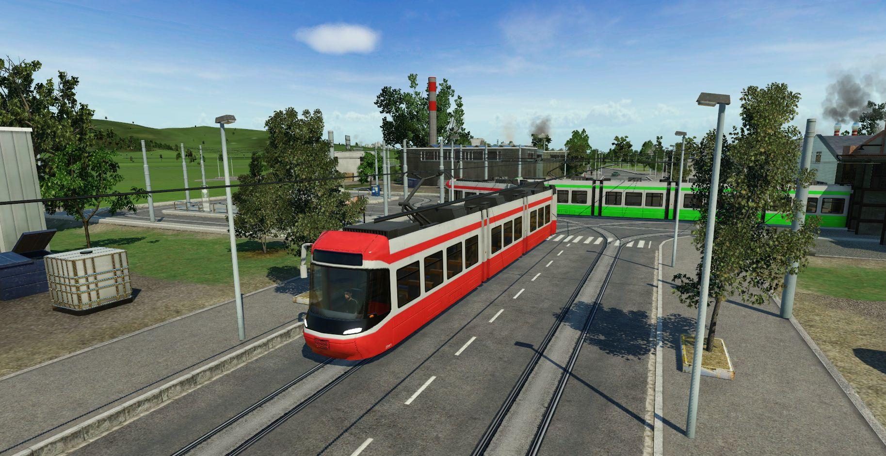 Transport Fever - recenze + průvodce hrou 12844