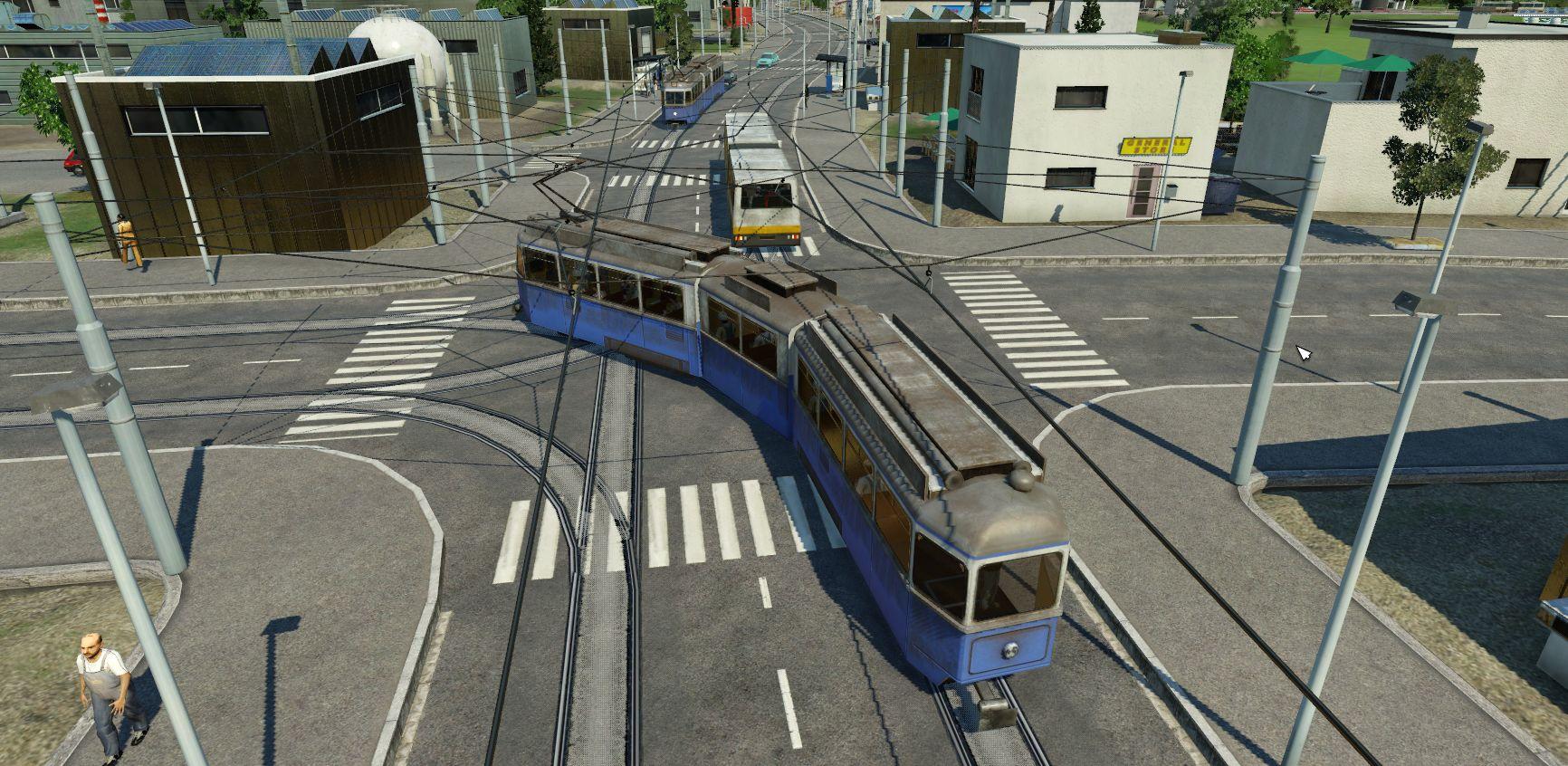 Transport Fever - recenze + průvodce hrou 12846