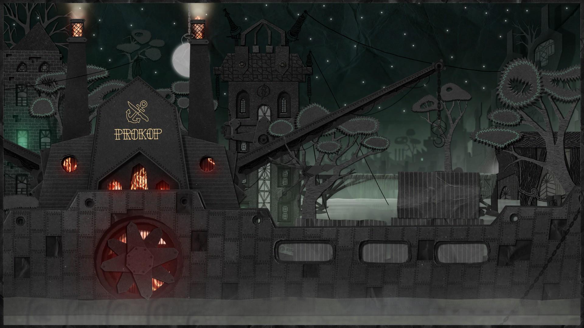 Dark Train - zapadlý český klenot 12945
