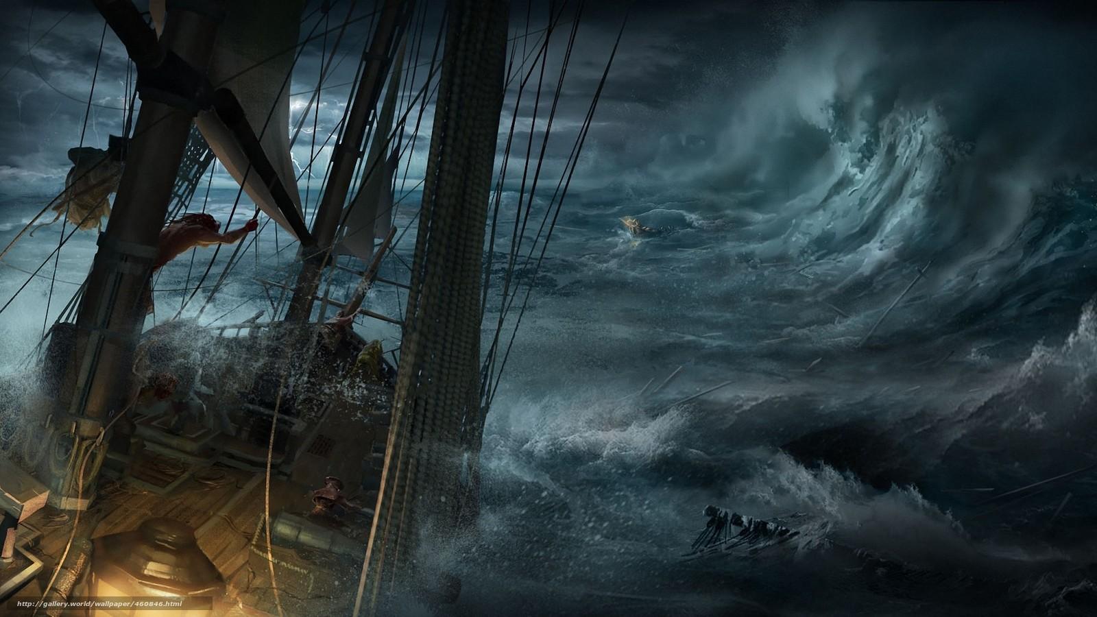 Přízrak oceánů: Bludný Holanďan 12955
