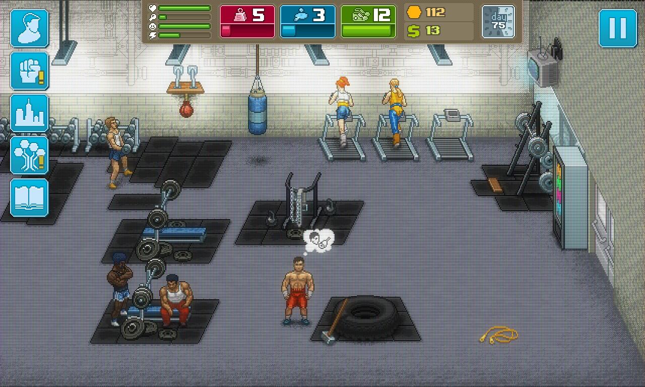 Punch Club a nezábavný grind, který potápí celou hru 12962