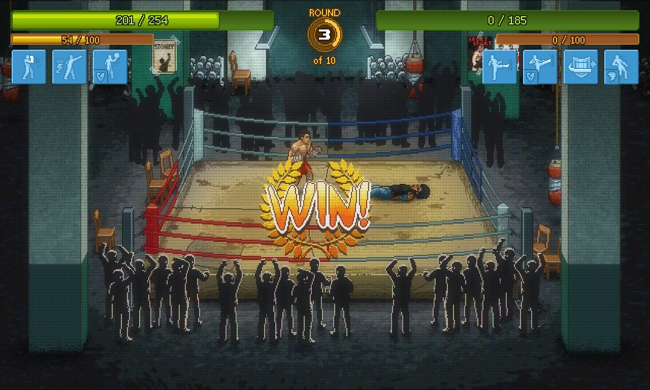 Punch Club a nezábavný grind, který potápí celou hru 12965