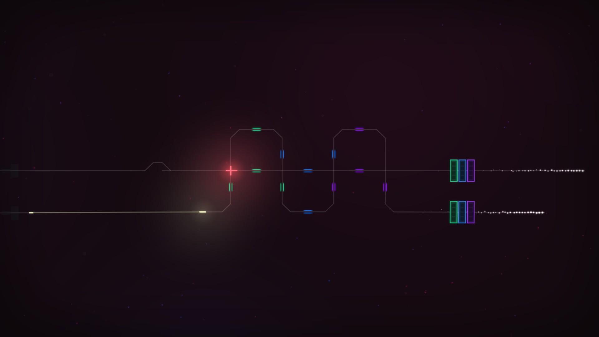 Linelight - perfektní logická hra s nezapomenutelnou atmosférou 12984
