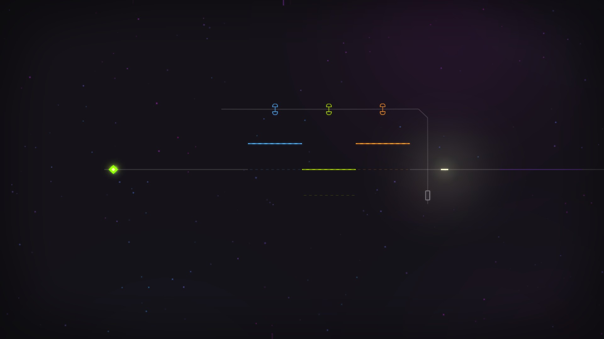 Linelight - perfektní logická hra s nezapomenutelnou atmosférou 12990