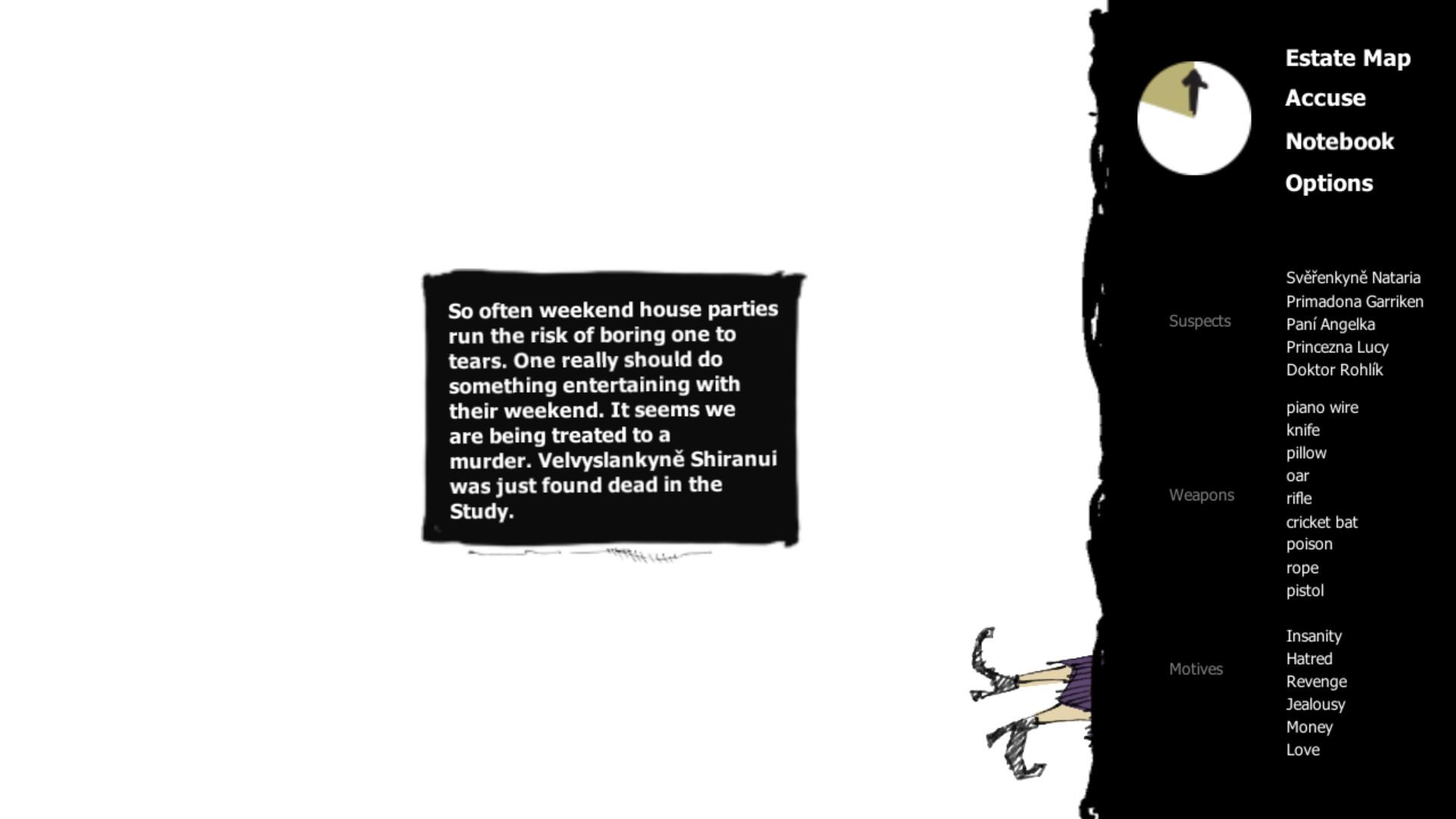 A Matter of Murder - vražda na večeři 13018