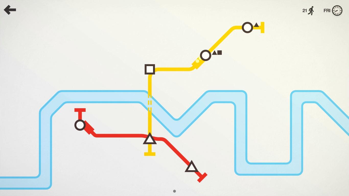 Mini Metro aneb Pobavení pro patologické perfekcionisty 13036