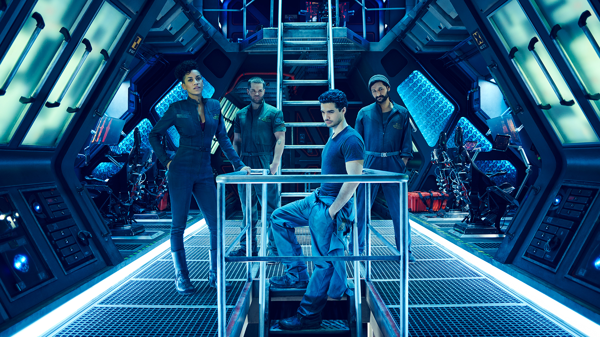 Seriálové okénko: The Expanse - nový král mezi scifi seriály? 13172