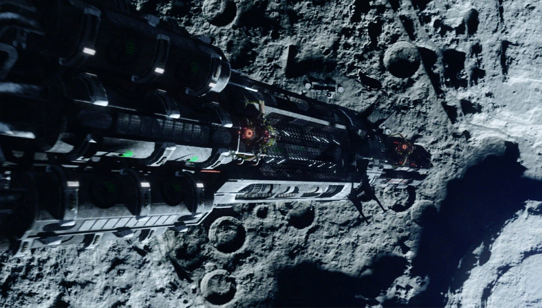 Seriálové okénko: The Expanse - nový král mezi scifi seriály? 13173