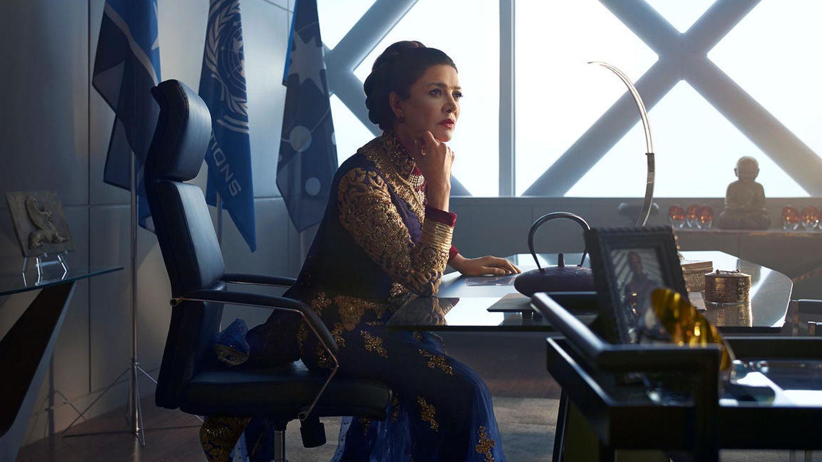 Seriálové okénko: The Expanse - nový král mezi scifi seriály? 13174