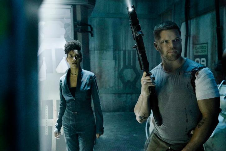 Seriálové okénko: The Expanse - nový král mezi scifi seriály? 13175
