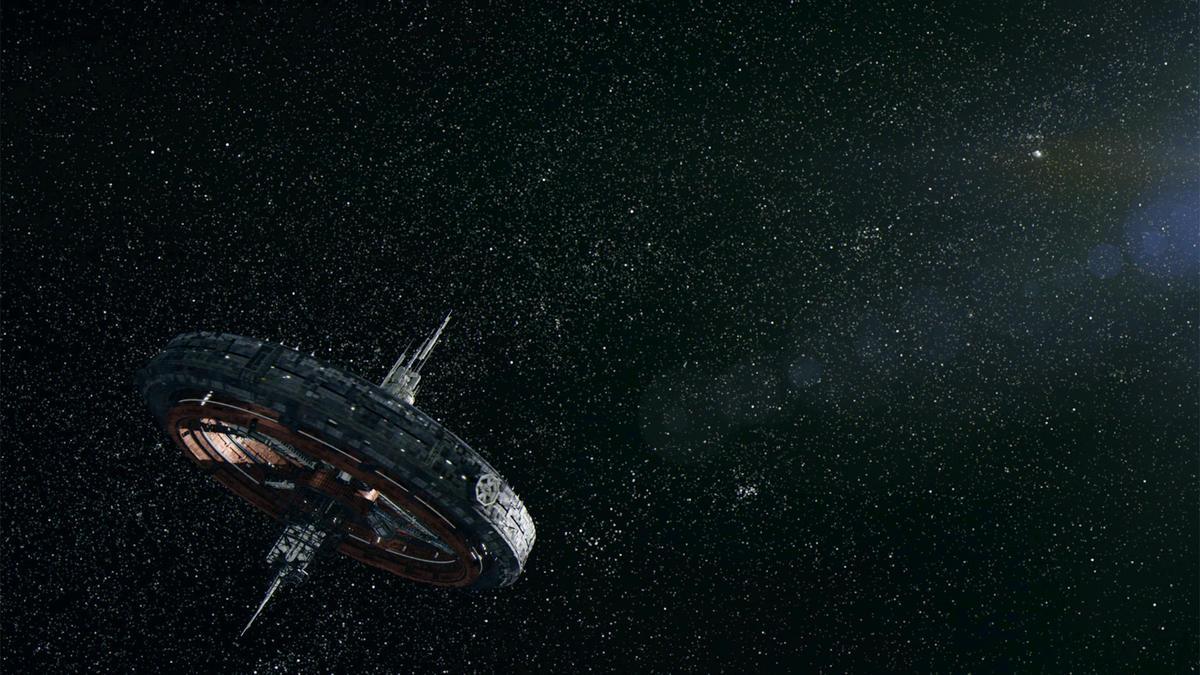 Seriálové okénko: The Expanse - nový král mezi scifi seriály? 13178