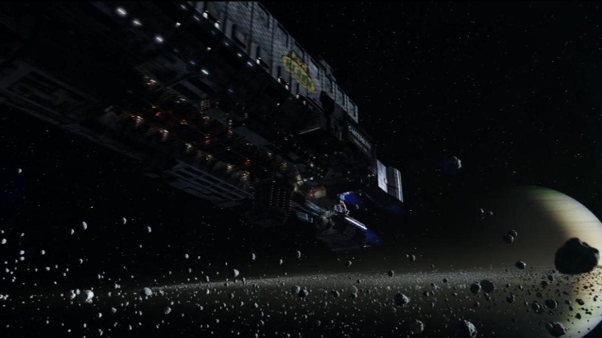 Seriálové okénko: The Expanse - nový král mezi scifi seriály? 13179