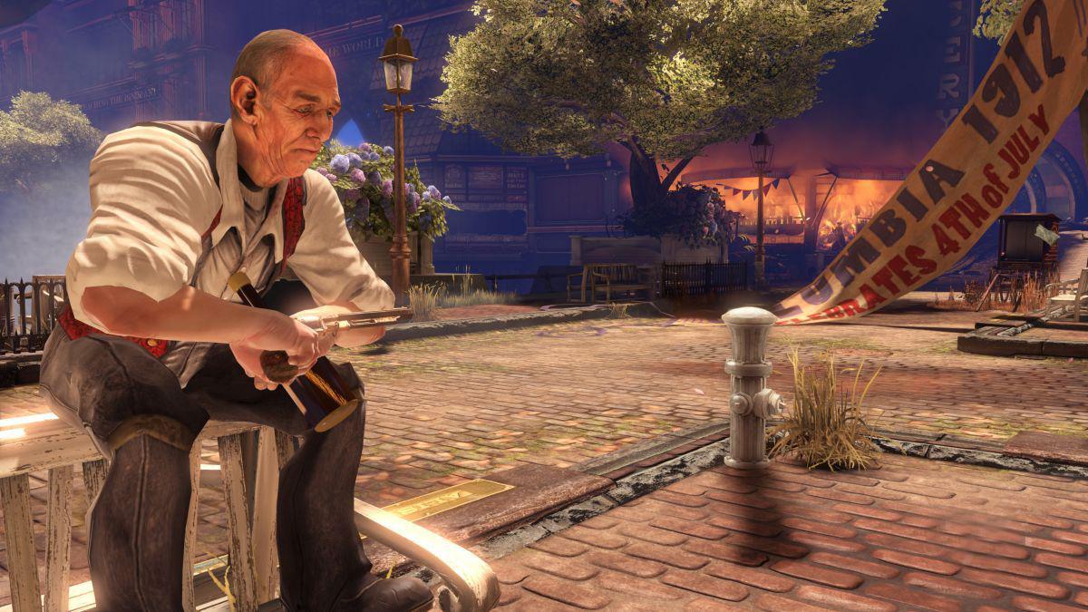 BioShock Infinite - Plovoucí město plné fantazie a korupce! 13192
