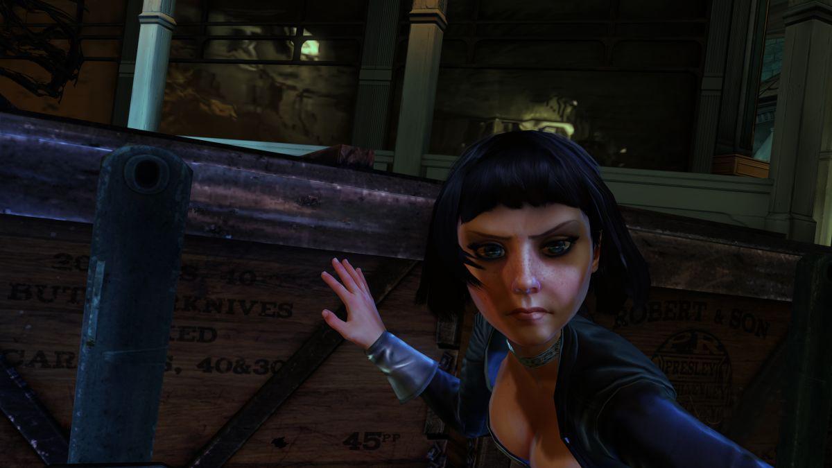 BioShock Infinite - Plovoucí město plné fantazie a korupce! 13193