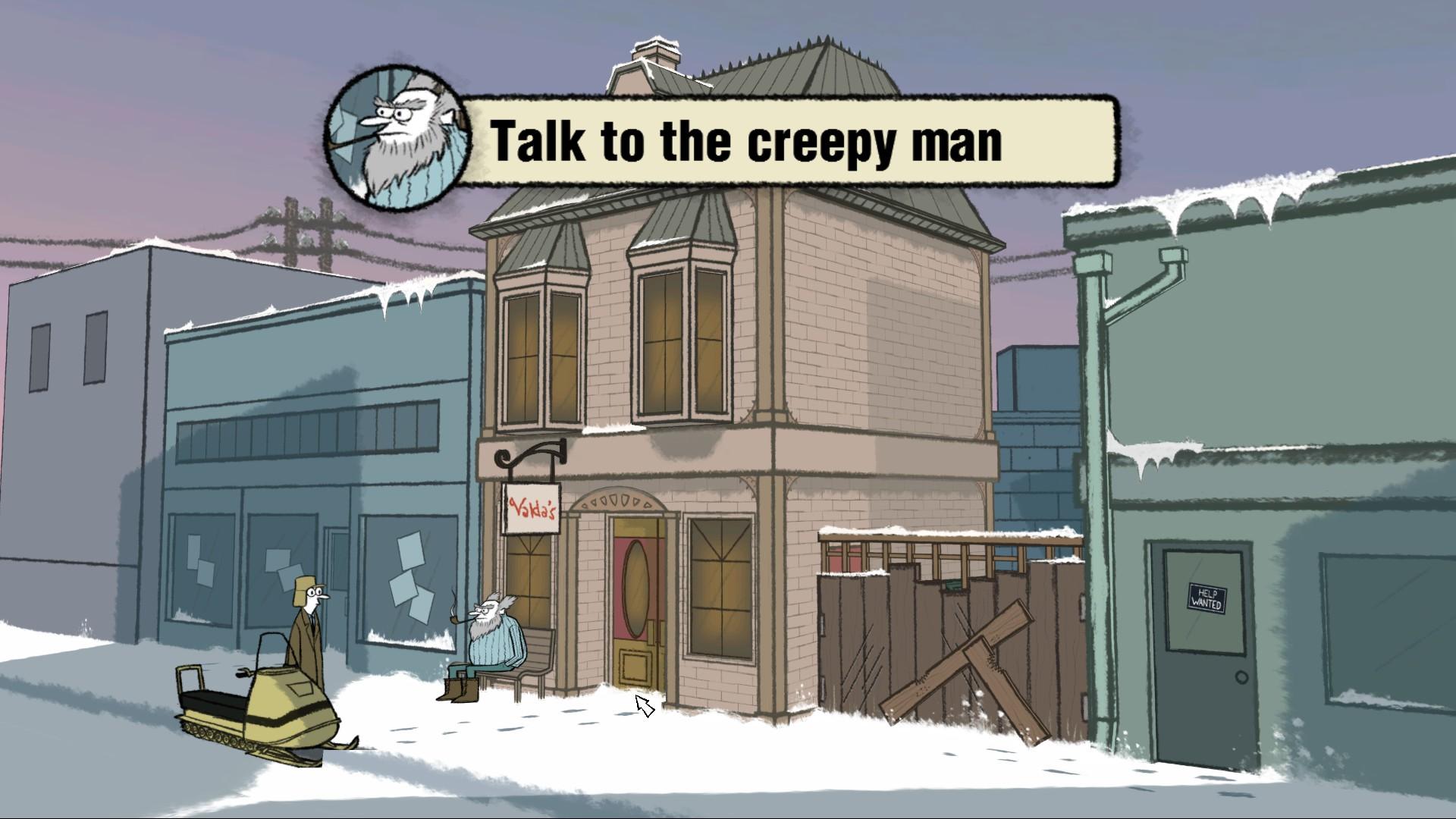 Puzzle Agent 1 a 2 - méně známá herní série od Telltale 13386