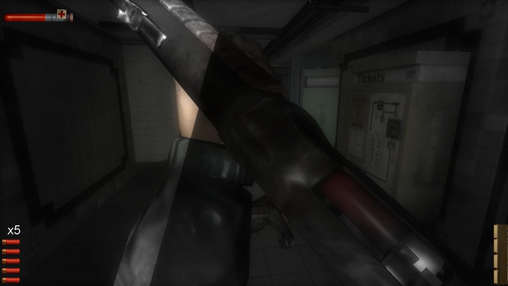 Condemned: Criminal Origins - Se7en v herní podobě 13394