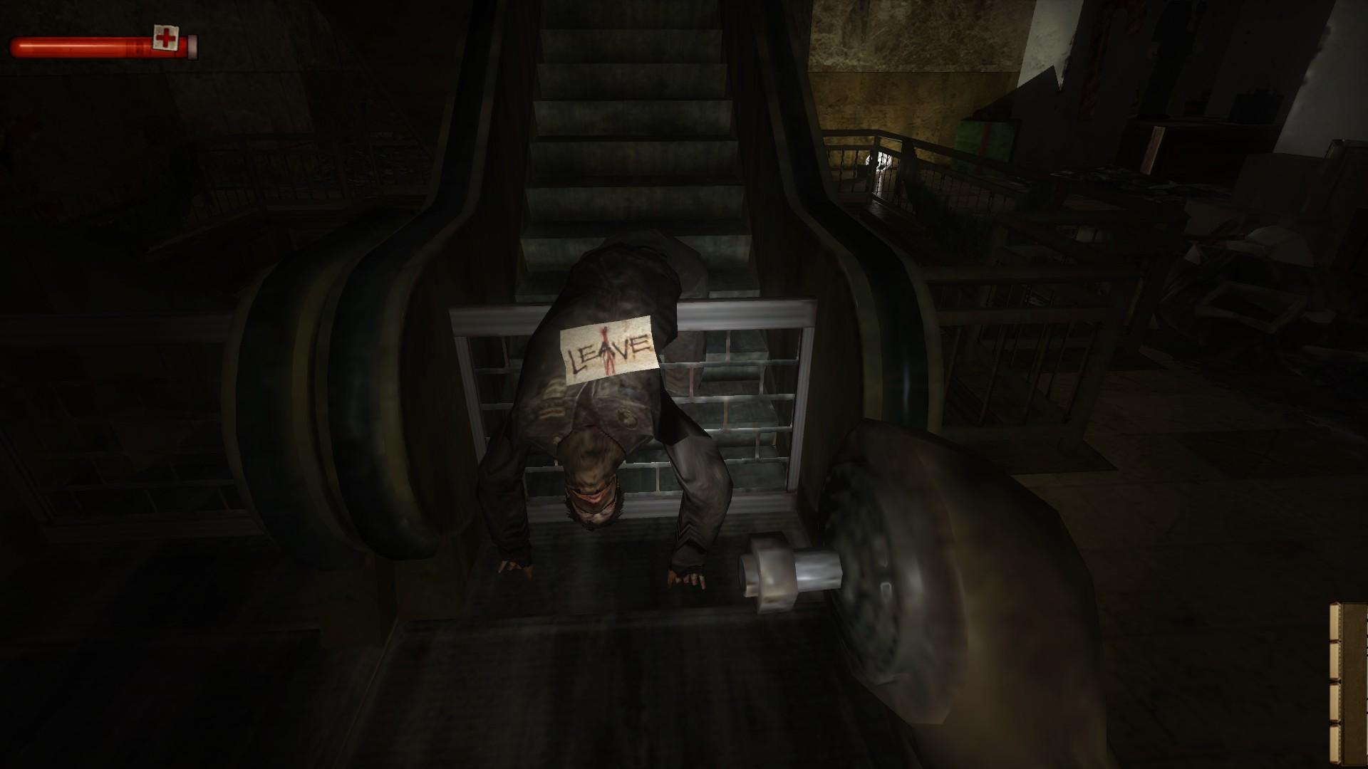 Condemned: Criminal Origins - Se7en v herní podobě 13396