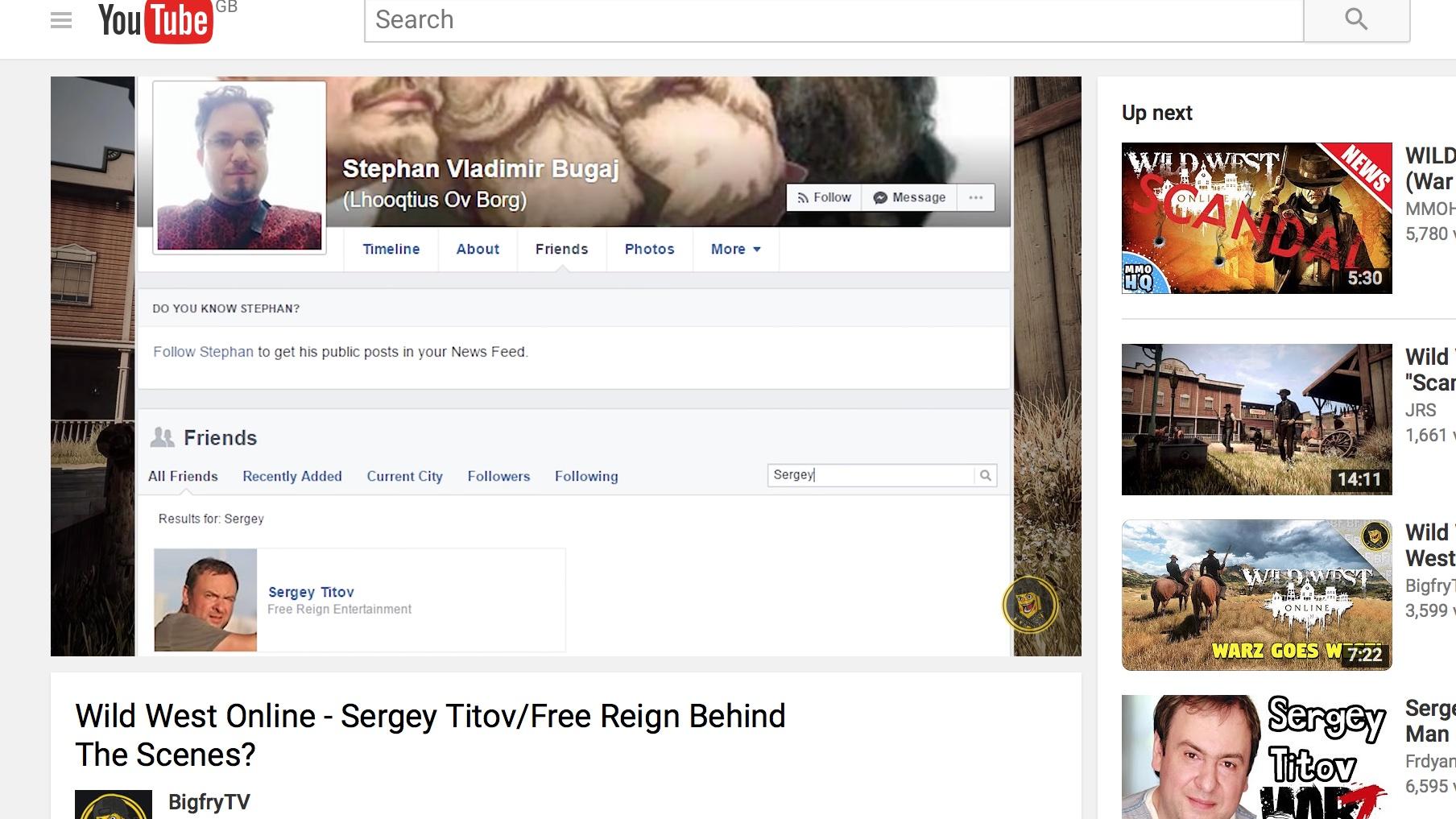 MMO Wild West Online SCAM - aneb další podvodná hra Sergeye Titova ? Update. 13486