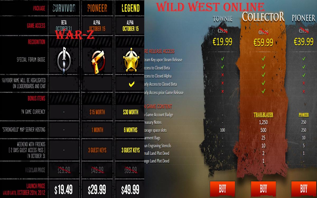 MMO Wild West Online SCAM - aneb další podvodná hra Sergeye Titova ? Update. 13487